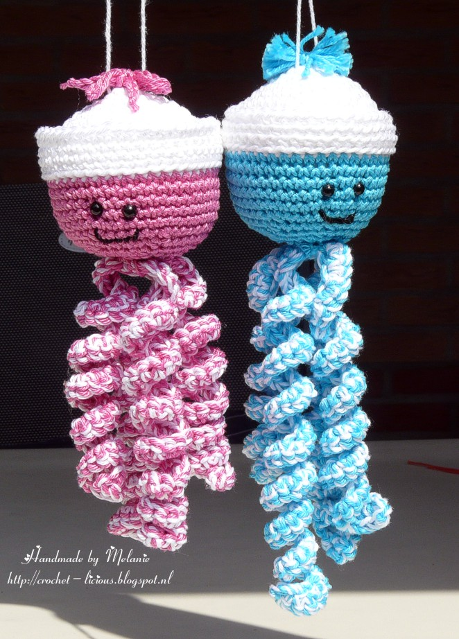 Crochet Licious Inktvisjes