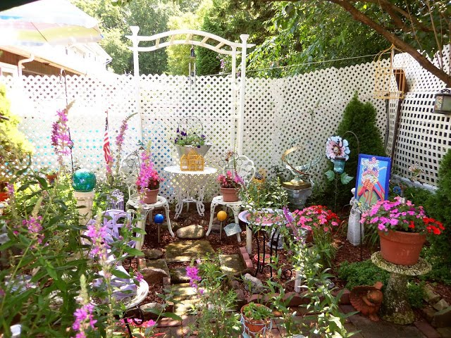 Cottage Garden Mid Summer Update