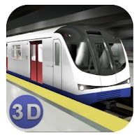 London Subway: Train Simulator V1.3 Apk