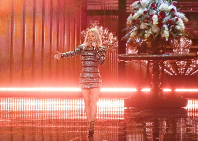 Photos of Stacy Fergie Ferguson Performs at 2017 Miss Universe Pageant in Las Vegas