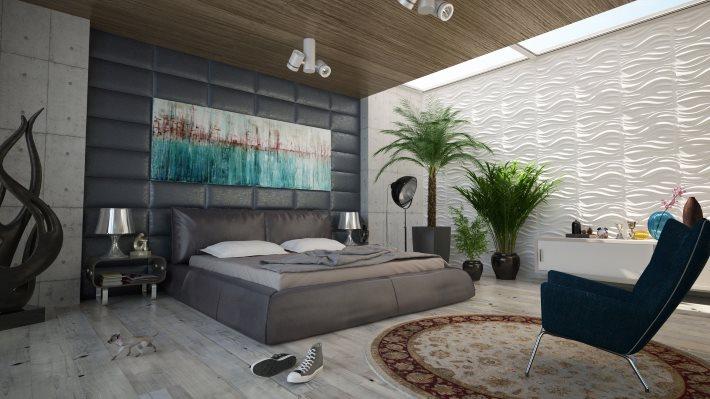 Wallpaper 3: Bedroom Design