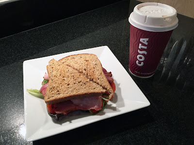 BLT and Costa before the rivnut refitting