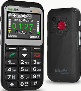 Snapfon ezTWO3G review