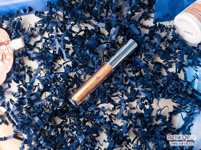Жидкие тени Studio 10 Beauty Liquid Foil i-Radiance Metallic Shadow