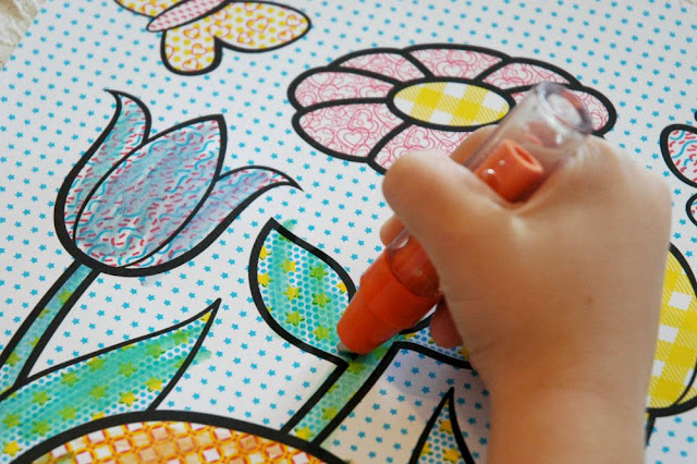 No Spill, No Mess Paint With Water.  Easy for Toddlers or Preschoolers.