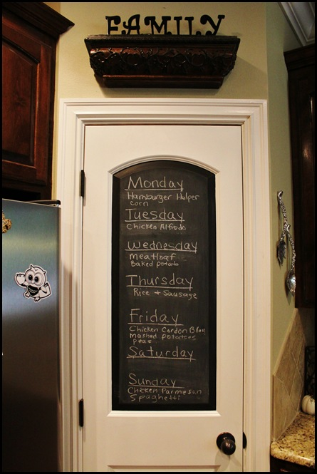 Dishfunctional Designs More Creative Ways With Chalkboard