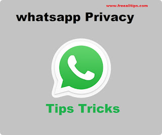 Whatsapp Pe Online, Last seen, Blue Tik, Double Tik, Typing Status Ko Kaise Hide kare