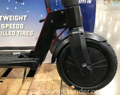 Gotrax GXL Folding Electric Scooter: great for any commuter
