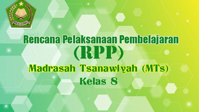 RPP Fiqih Kelas VIII Semester 1