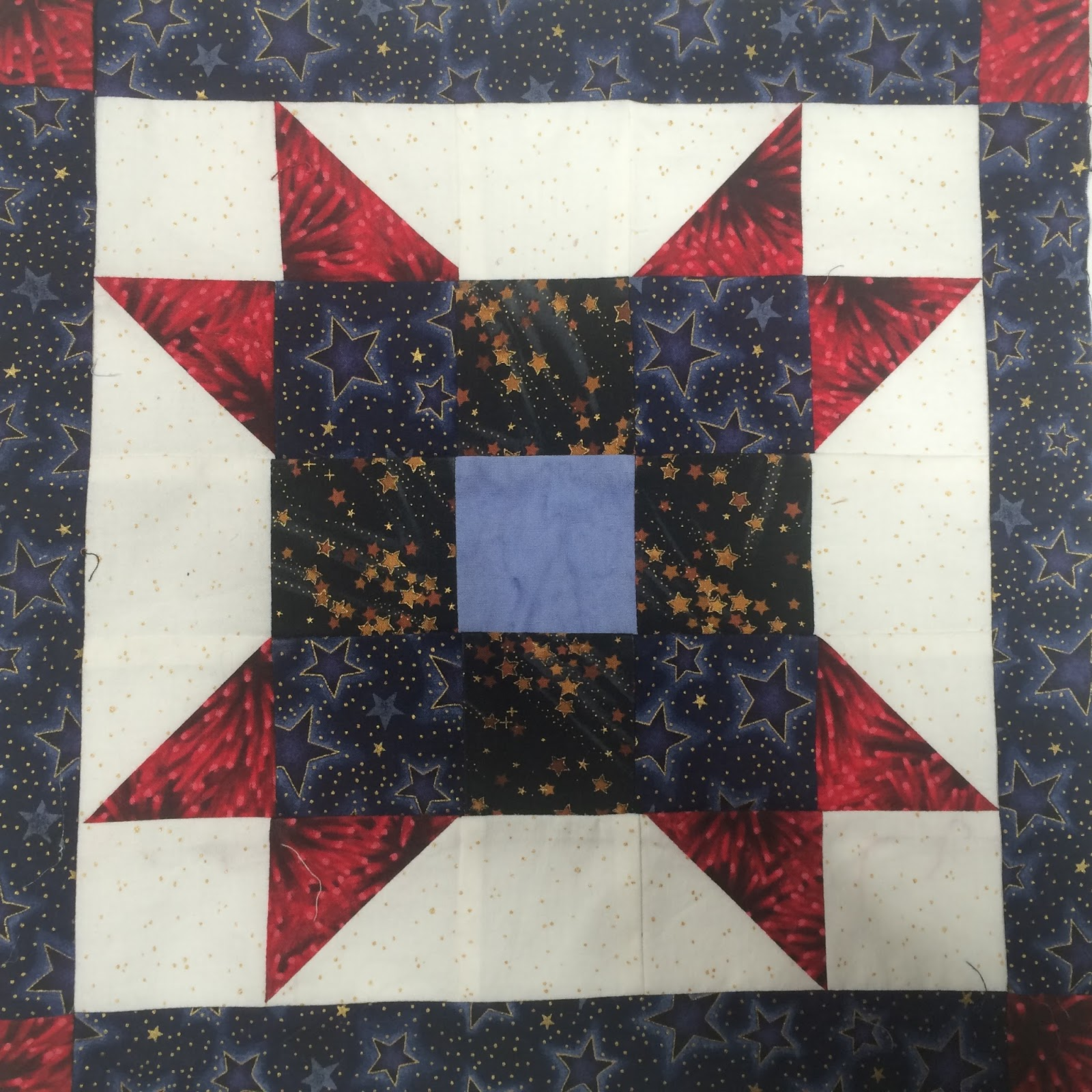 the quilt summary