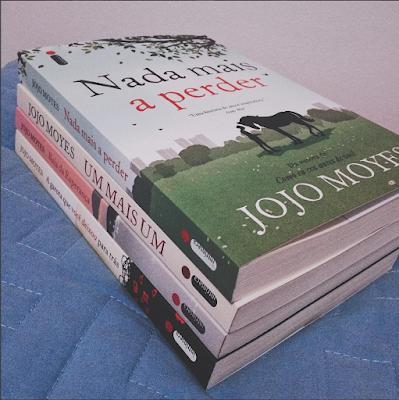 Livros da Jojo Moyes