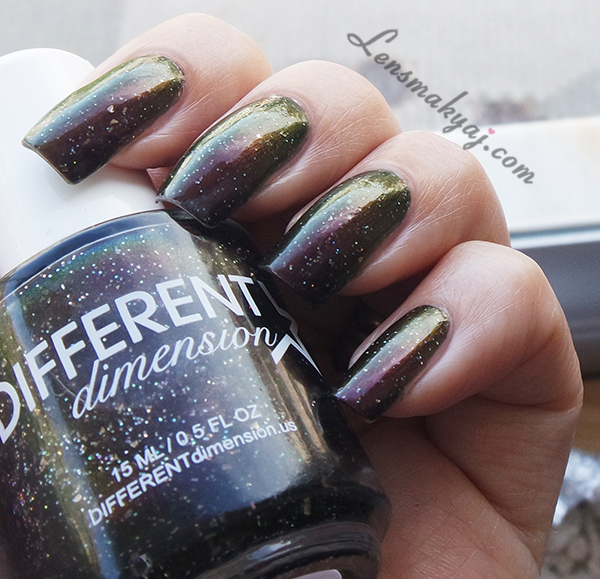 Different Dimension Columbia