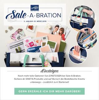 Sale-A-Bration 2019 Stampin'Up!