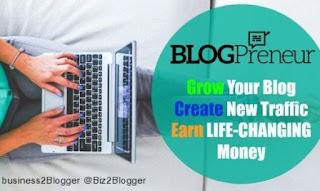 Blogpreneur Jadi Gaya Hidup Era Internet & Peluang bagi Jobless