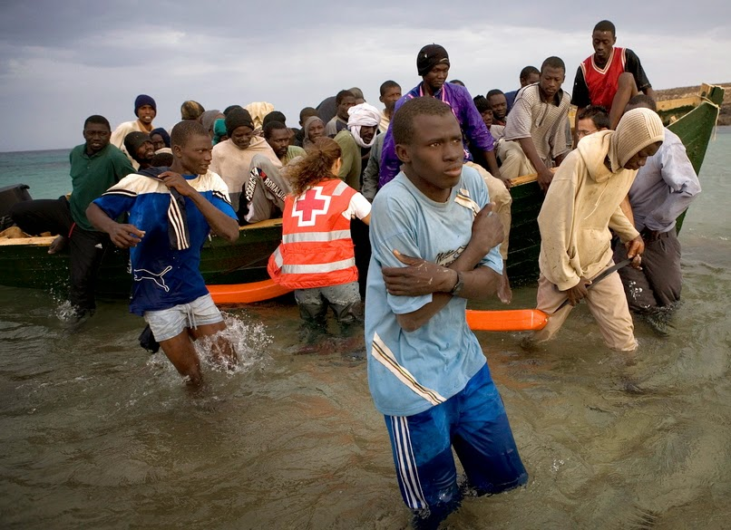 african migrants drown europe