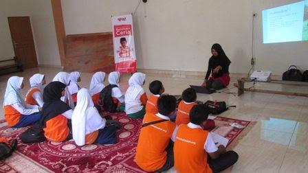 Pelatihan Menulis Bersama Putri Sulung Gol A Gong