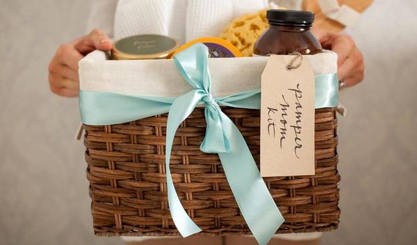 Pregnancy Gift Basket