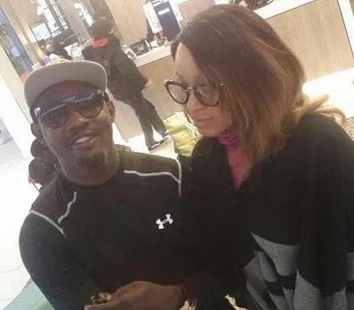 AY Makun's wife debunks split rumour
