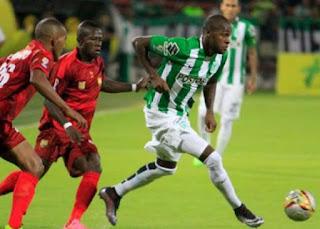 Rionegro FC  vs Atlético Nacional