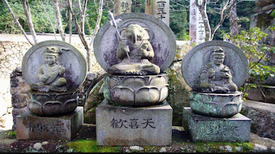 Ganesha di jepang