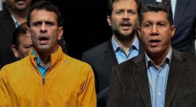 Masacres e impunidad aseguradas: Falcón tendría en Interiores a Capriles