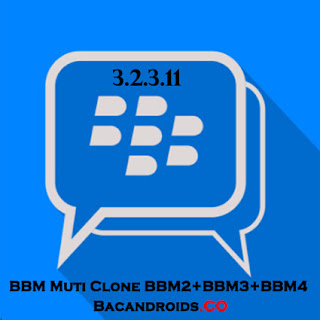 BBM Mod Extra All in ne update v3.2.3.11 Multi Clone Akun