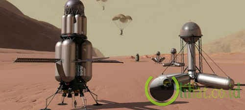 Ulama Uni Emirat Arab fatwakan larangan tinggal di Mars
