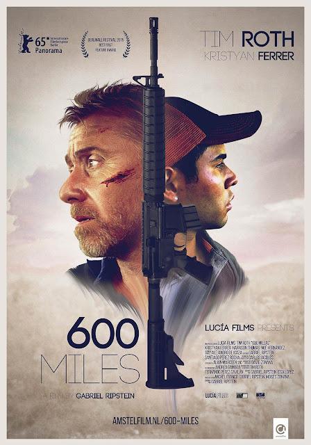 600 Miles (2016) ταινιες online seires xrysoi greek subs