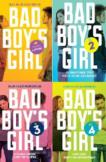 "Seria: ""Bad Boy's Girl""- Blair Holden"