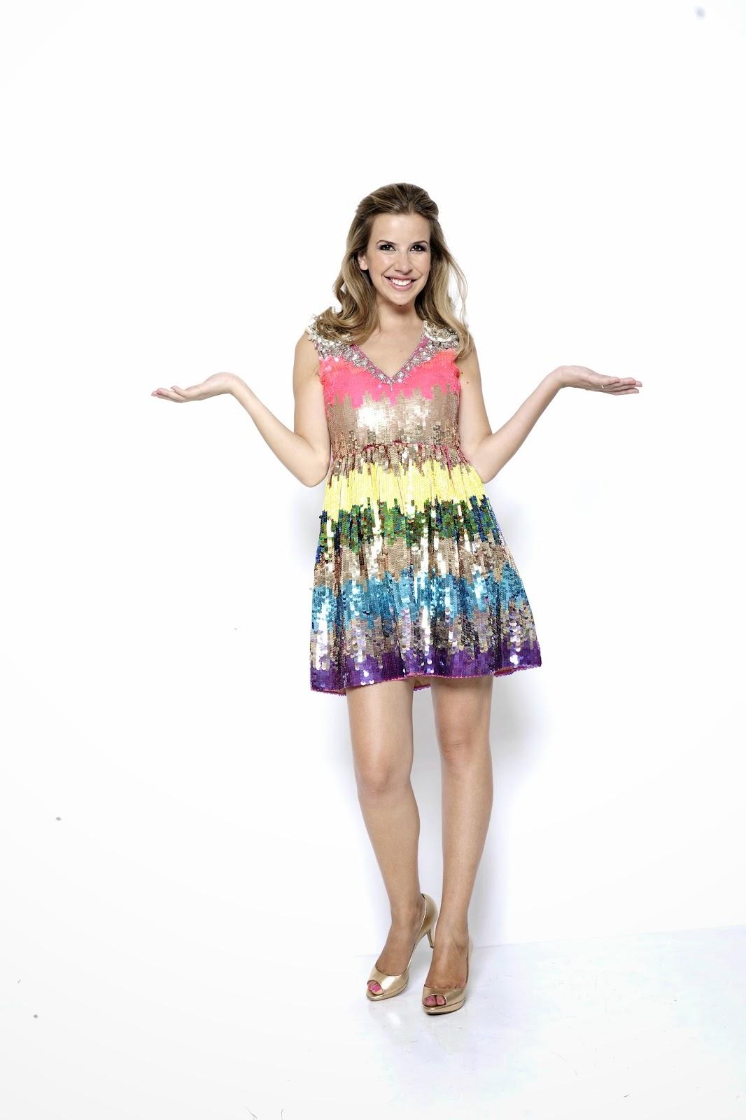 SOS Festa: Vestido cinza! Fashionismo