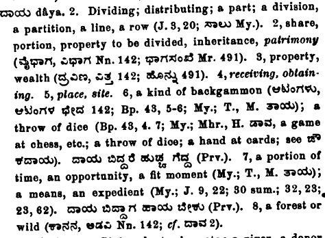 Role of dice in Bhāratīya Itihāsa, dotted circle Indus