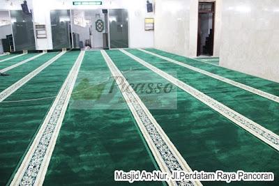 Jual karpet masjid murah, Jual karpet masjid online, Toko Karpet Sajadah Di Jakarta