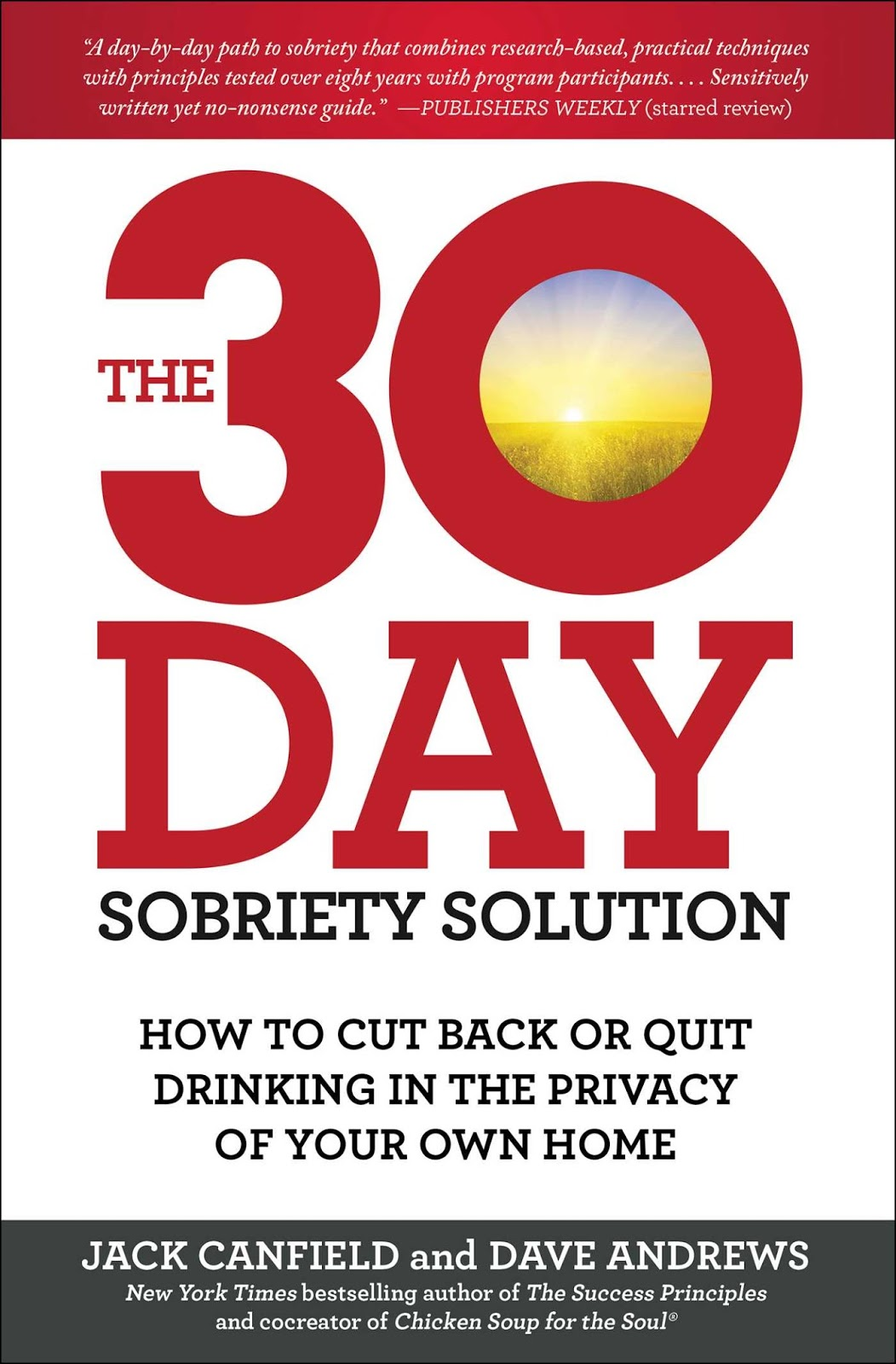 alcohol recovery first 30 days