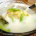 Homemade Cendol Durian