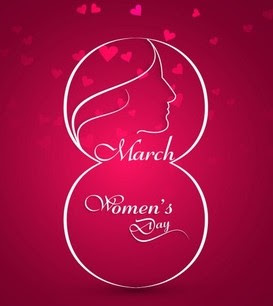 Women's day sms wallpaper for whatsapp