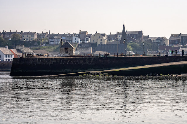 Photo of Maryport from the basin
