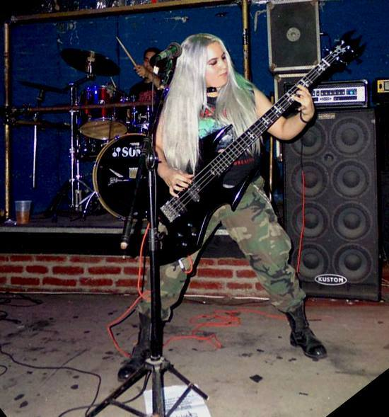 Ladies of Metal: Ynay Morgana (Sadotorture), Ladies of Metal, Ynay Morgana, Sadotorture