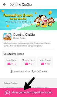 Permainan Domino Qiu Qiu for Cashtree