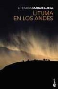"""""""Lituma en los Andes"""" de Mario Vargas Llosa"""