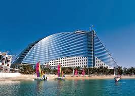 Jumeirah Beach and Hotel, Dubai