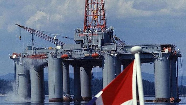 Норвегия может обнаружить 1 млрд баррелей нефти уже в этом году — Bloomberg