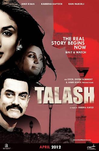Talaash (2012) Movie Poster
