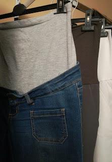 spodnie ciążowe cena, spodnie dla kobiet w ciąży