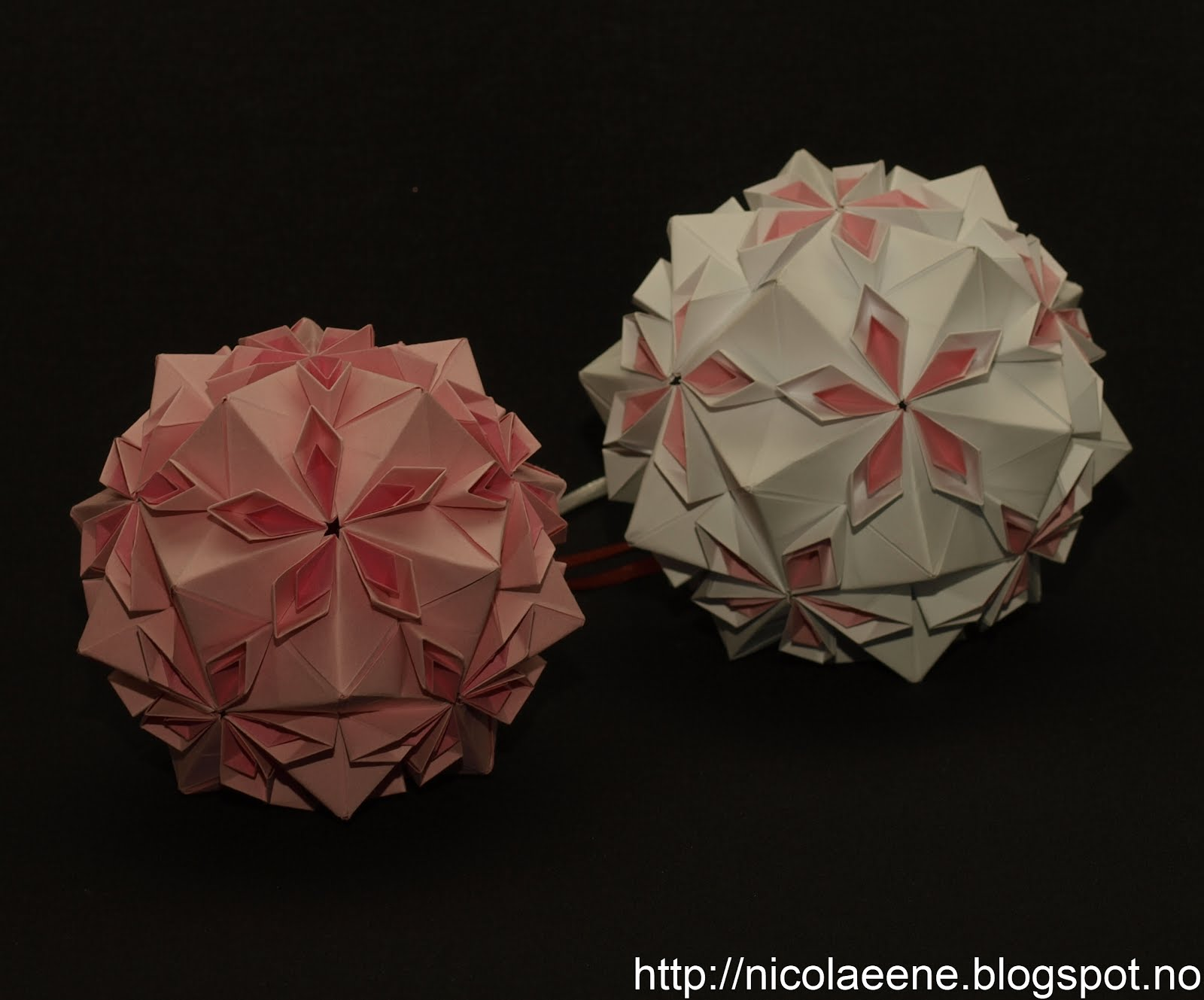 Summary Cherry Blossom Ball Kusudama By Tomoko Fuse Origami Diagrams The Following Are Links To Available On Internet Of Myriad Folding Instructions