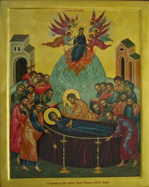 The Ancient Traditions of the Virgin Marys Dormition and Assumption