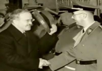 Molotov y Himmler