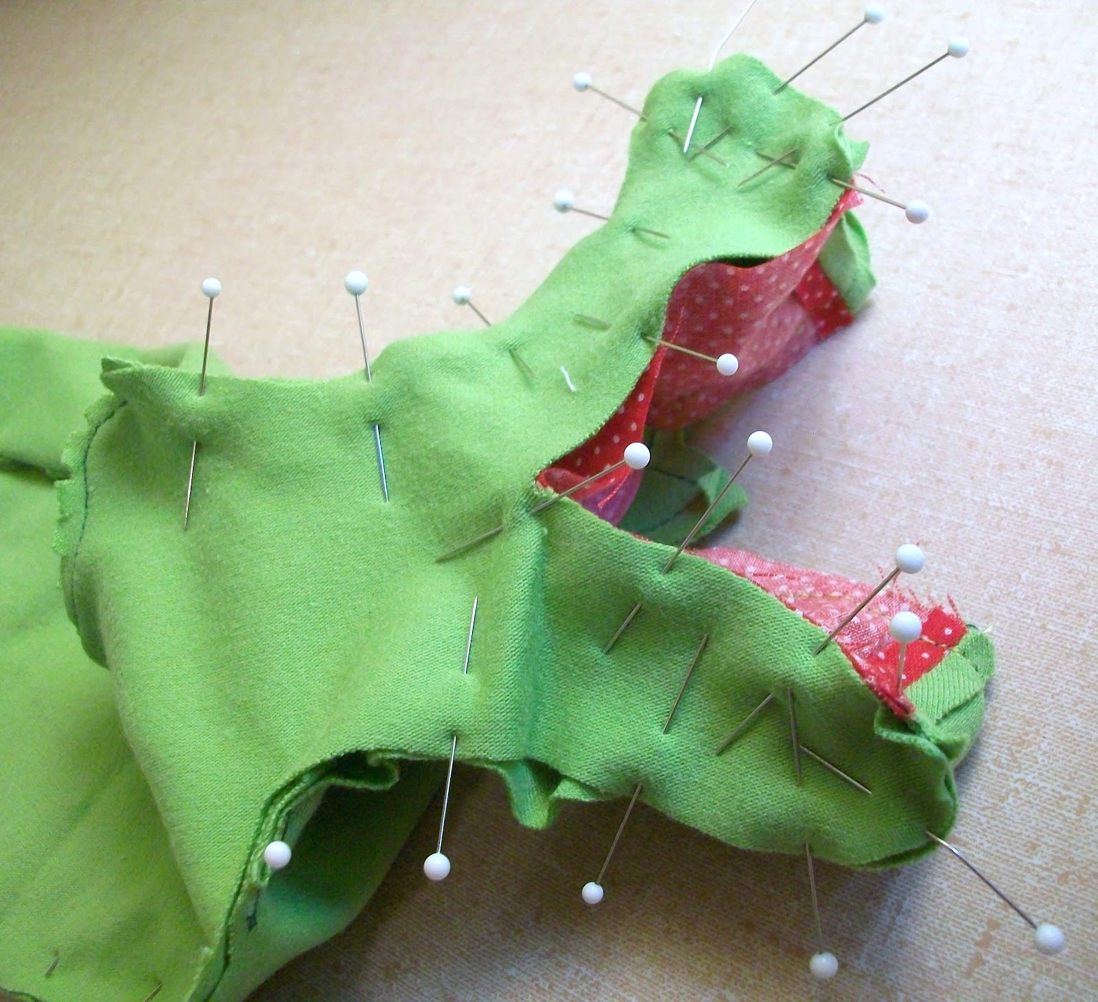 Stuffed Alligator Pattern And Tutorial Heather Handmade