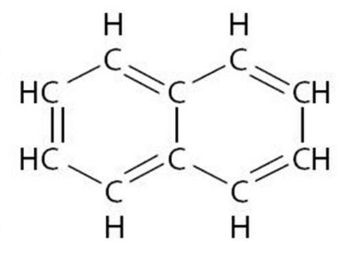Rumus Kimia Naftalena