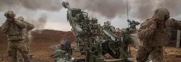 Аналіз методів та систем наведення сучасних артилерійських боєприпасів