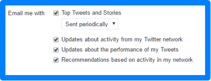 How to Turn Off Email Notifications on Twitter